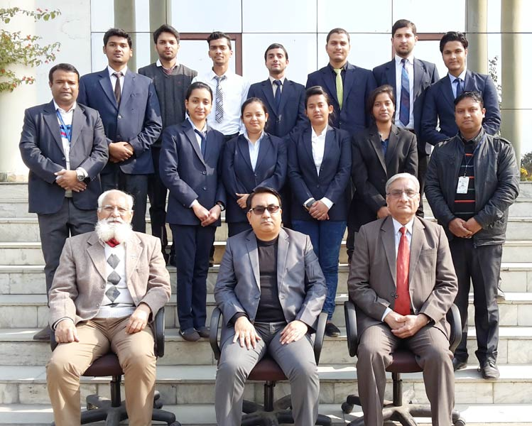 12 Students Selected In IBM  Campus Placement